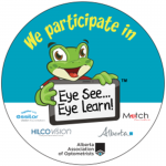 free glasses for kindergarten age children – Eye See…Eye Learn program, Canmore Family Eyecare