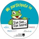 free glasses for kindergarten age children – Eye See…Eye Learn program, Canmore Family Eyecare