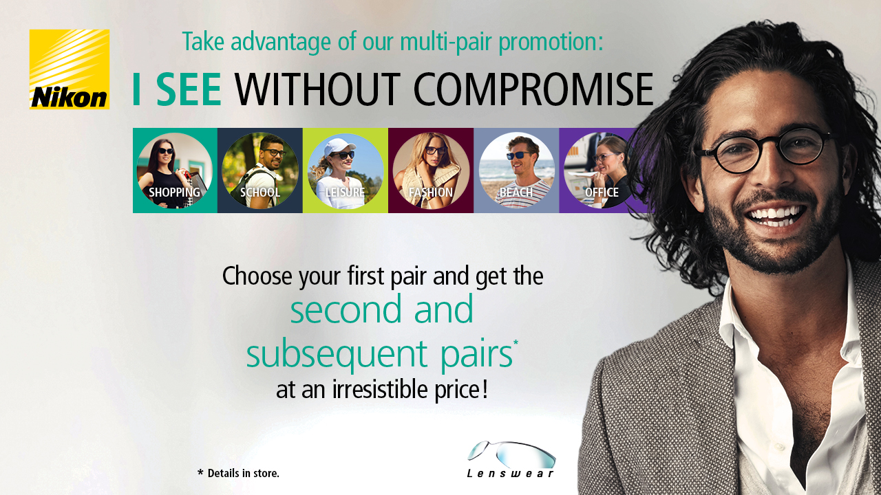 eye glasses specials at Canmore Family Eyecare
